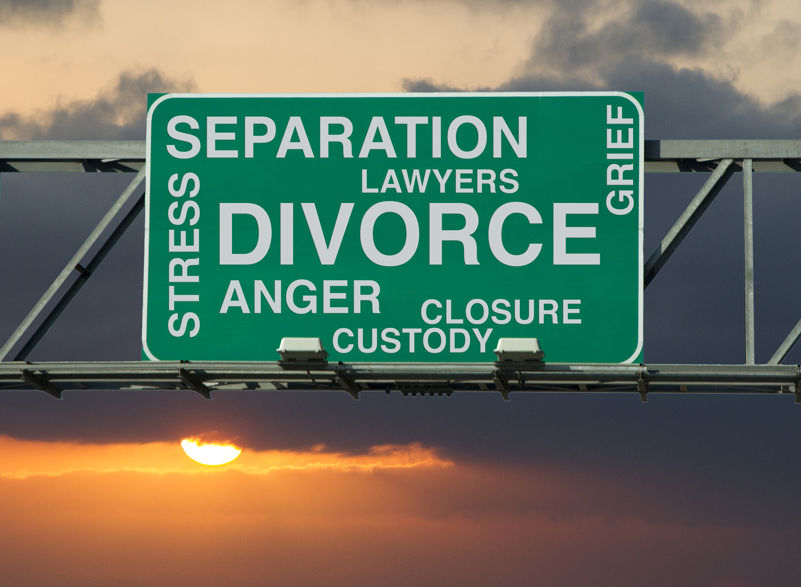 Legal Separation vs. Divorce