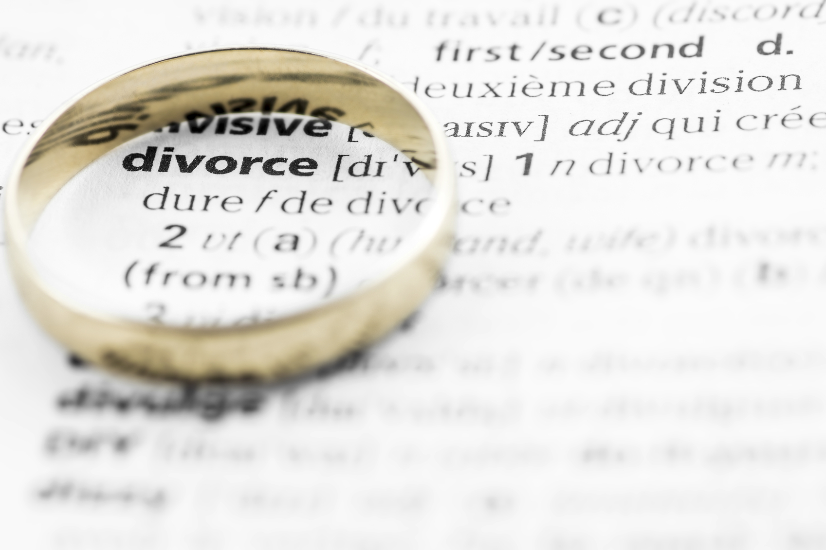 washington state divorce
